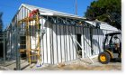Panelized Steel Hybrid Building Shell