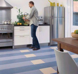 Marmoleum Click Kitchen