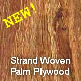 Coconut Palm Plywood