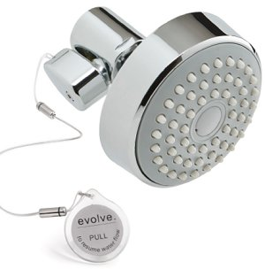 High Performance Shower Head