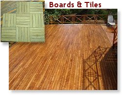 Renewable Teak Wood Decking