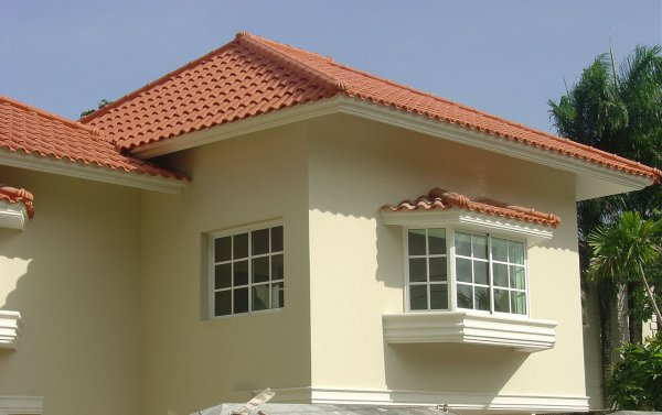 Hurricane proof roofing system in the eco mart catalog for Hurricane proof home designs