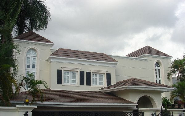Hurricane Proof Roofing System In The Eco Mart Catalog