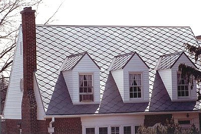 ATAS DutchSeam Metal Roofing