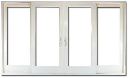 Gliding Door 4 Panel