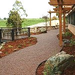 Eco-Rubber Landscape & Safety Surfacing