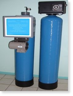Whole house ozone water purification system in the eco for Eco friendly water systems for homes