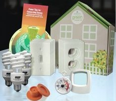 Home Energy Saving Retrofit Kit