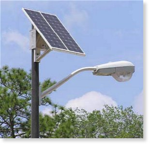 Solar Powered Street Light Systems in the Eco-$mart Catalog