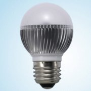 3 Watt LED G50 Household Bulb