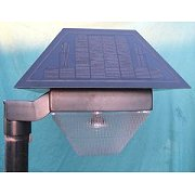 Solar LED Coach Down Light